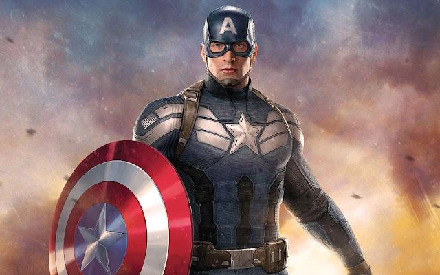 علوم الأبطال الخارقين : كابتن أمريكا