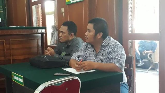 Dinyatakan Terbayar Oleh Hakim, Hadi Wibowo Akhirnya Bisa Bernafas Lega