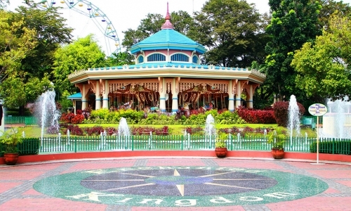 Grand Carouse, Enchanted Kingdom
