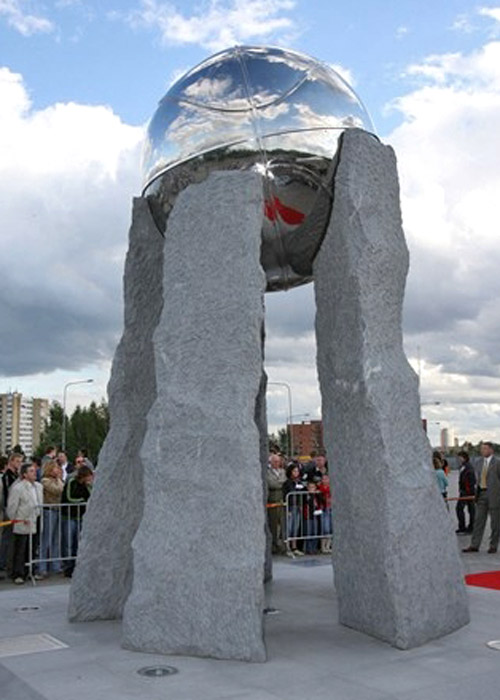 Homenagem ao Basquete na Lituânia