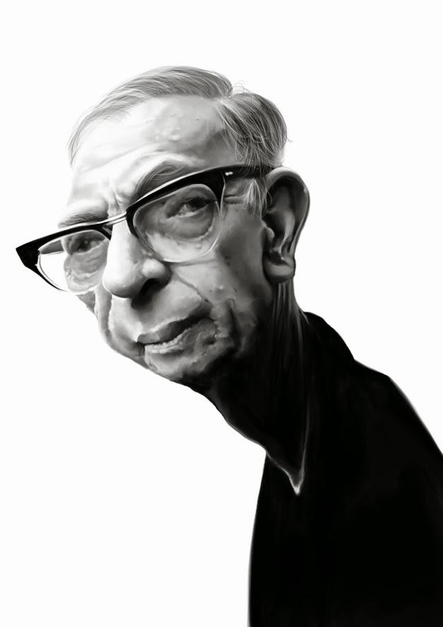 Eksistensialisme Jean Paul Sartre Blok Empat