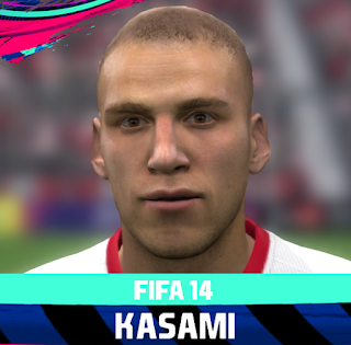 FIFA 14 Faces Pajtim Kasami by Rale