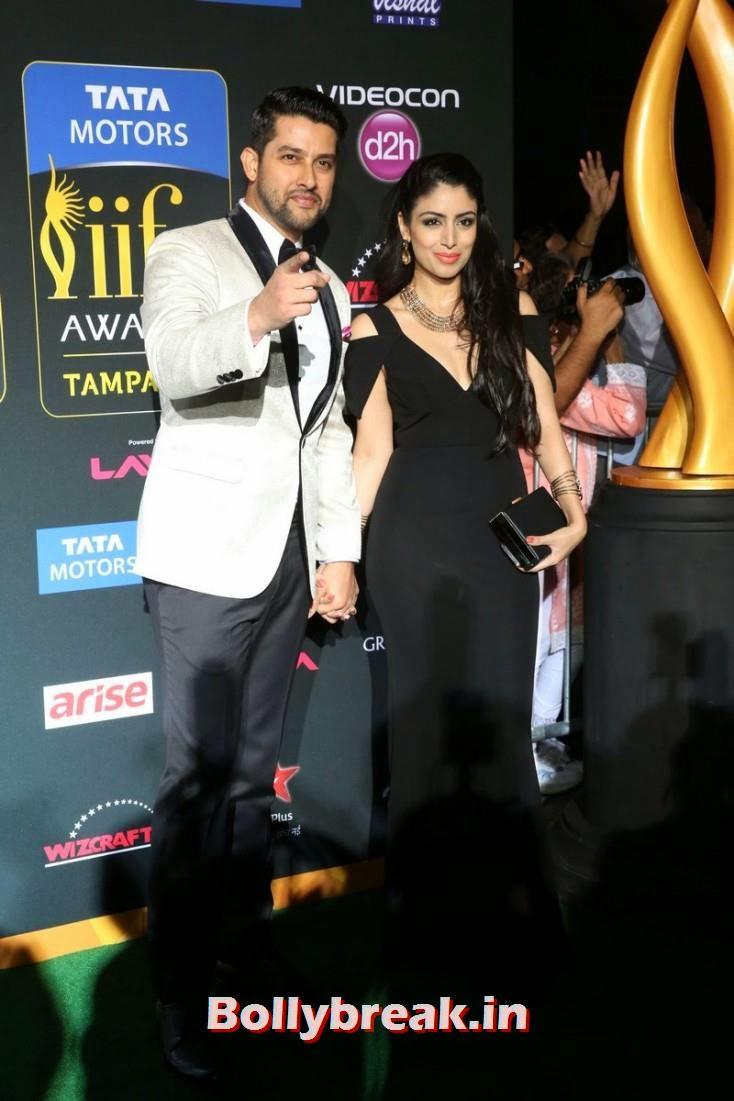 Aftab Shivdesani, Bollywood Celebs sizzle on IIFA 2014 Green Carpet Pics