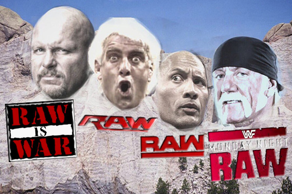 Mount Rushmore of Wrestling.  StrengthFighter.com