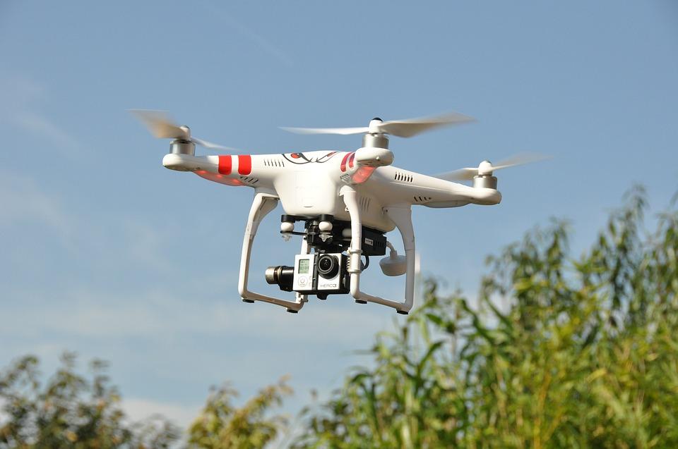 jenis drone pemetaan