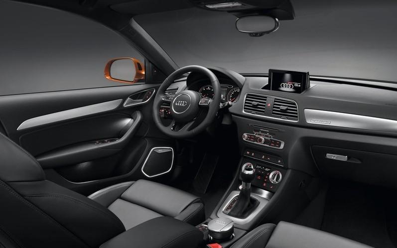 All Car Editions: Audi Q3 Interior