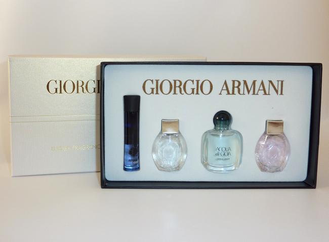 Sophie Jenner Fragrance Review Giorgio Armani Luxury Fragrance