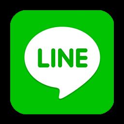 Logo of LINE