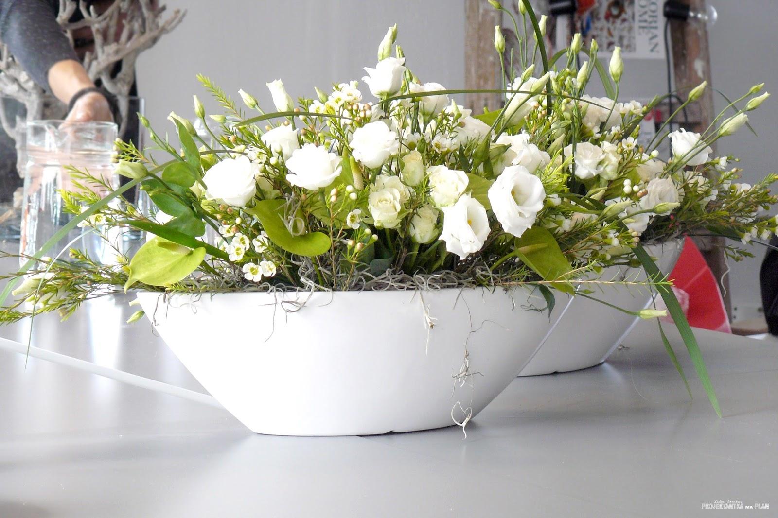 Zajęcia florystyczne - zaawansowany kurs home staging