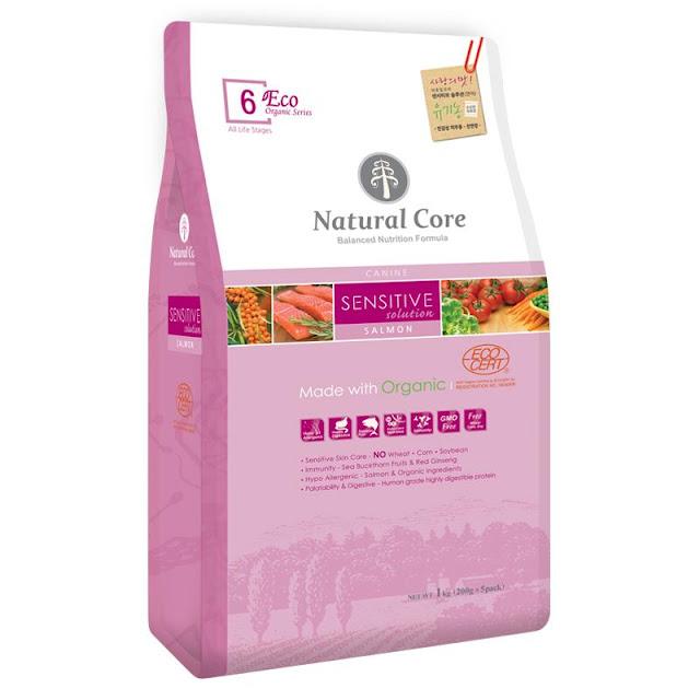 Natural Core Sensitive cá hồi