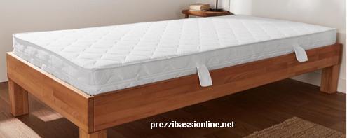 Materasso Singolo Prezzo Piu Basso.Prezzi Bassi Online Materasso Comfort 7 Zone Singolo Da Lidl Opinioni