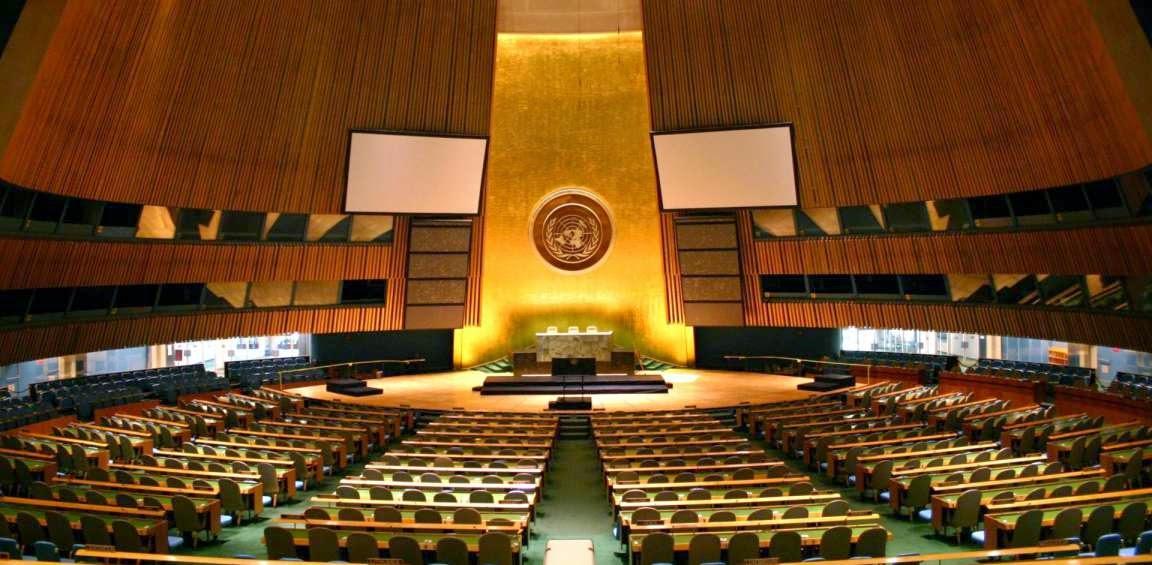 Asamblea General y Derecho Internacional