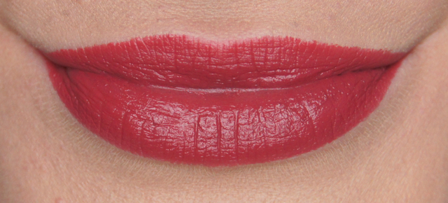 mac craving lipstick swatch review