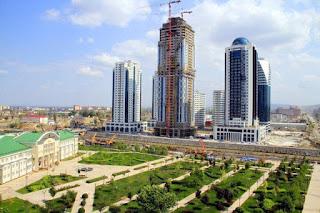 عاصمة الشيشان