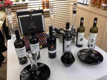 decantare vin