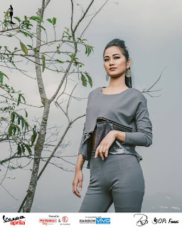 Miss Mizoram 2018 Photo