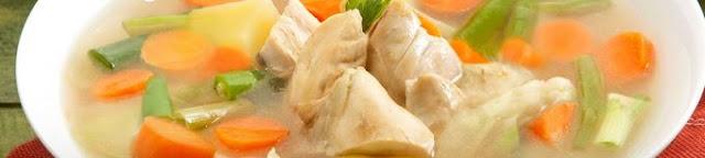 Sajian kuliner sehat ibarat sayur sop harus terus di lestarikan supaya tidak kalah bersain Resep Cara Membuat Sayur Sop Sederhana Yang Enak