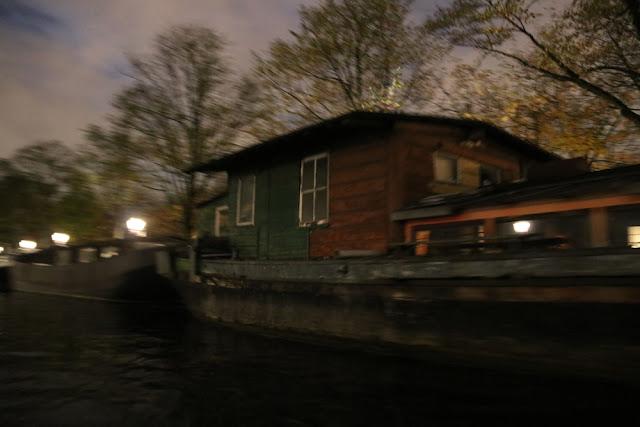 Kanavaristeilyllä Amsterdamissa 2