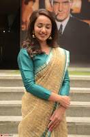 Tejaswi Madivada looks super cute in Saree at V care fund raising event COLORS ~  Exclusive 071.JPG