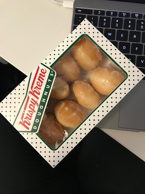 Limited edition donut bites