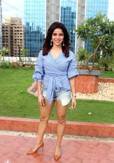 Piaa Bajpai Photos Stills  Bollywood At The Abhi and Anu Promotions
