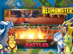 Neo Monsters Mod Apk Free Download God Mode Android