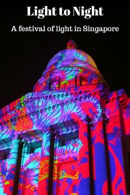 Light to Night Festival Singapore