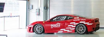 racing taxi