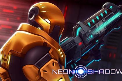 Download Game Android Neon Shadow v1.38 Mod APK + DATA Terbaru 2016