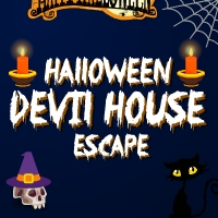 Play GenieFunGames Halloween D…