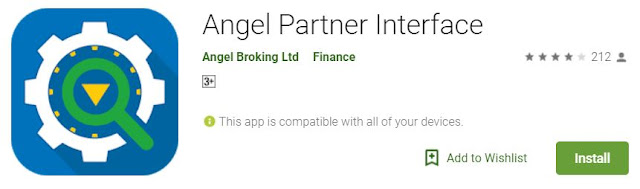 YouthApps - Angel Partner Interface App
