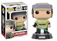 Funko Pop! Luke Skywalker Endor