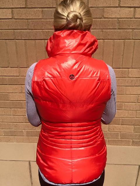 lululemon kanto-catch-me-herringbone-fluffin-awesome-vest