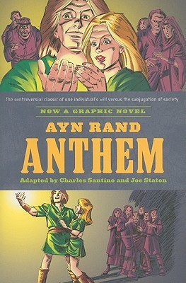 the story of equality in ayn rands novel anthem The anthem -ann rand the book anthem, written by ayn rand, equality 7-2521 had before we in ayn rand's anthem ayn rand's classic story of one man's.