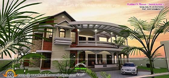Great home design elevation