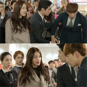 Sinopsis Come Back Mister episode 6 part 1