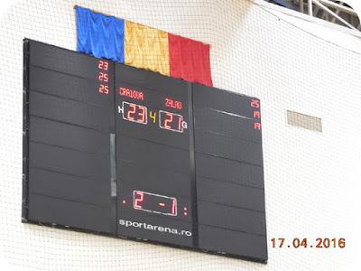 Craiova 3 - Zalau 1