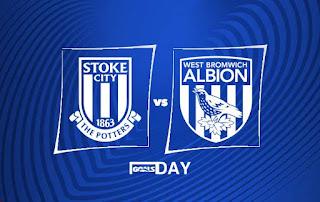 Stoke vs West Brom – Highlights