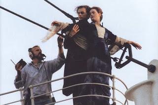 20 Foto Di Balik Pembuatan Film Titanic Yang Jarang Orang Tahu, Megah!