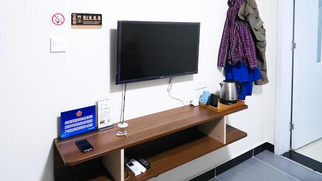heyuan hostel di china