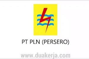 Rekrutmen Lowongan Kerja PT PLN (Persero) Terbaru 2019