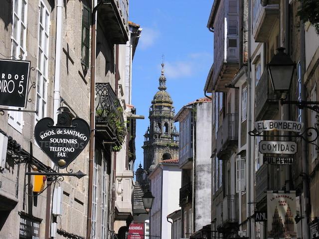 Centro de Santiago de Compostela