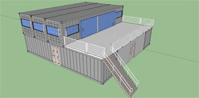 conex container homes