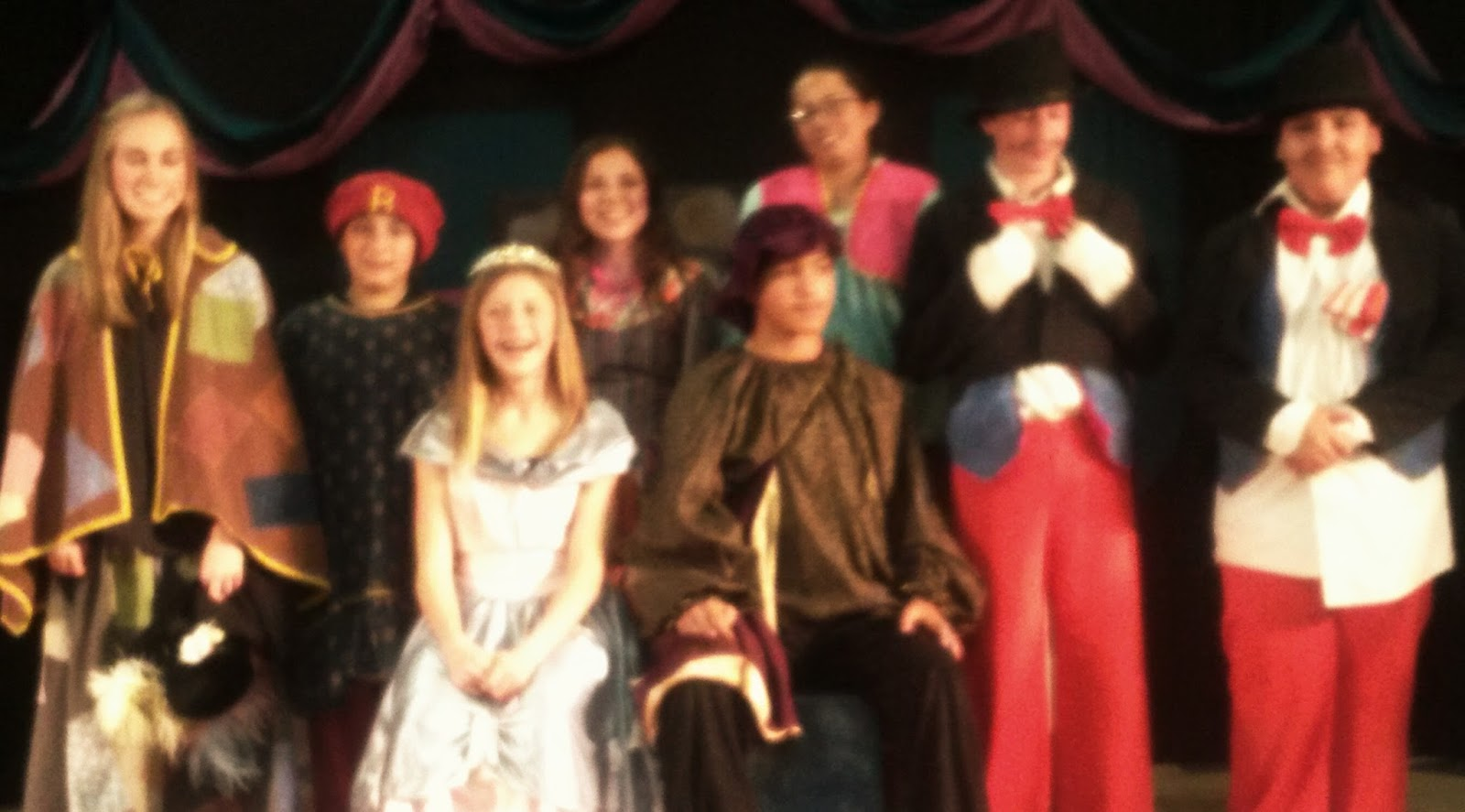 Real People Real Reviews: Missoula Children's Theatre Cinderella