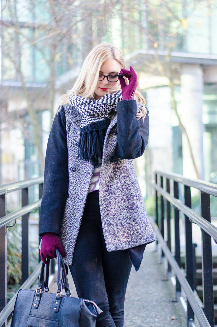 Cozy Winter Style Blogger