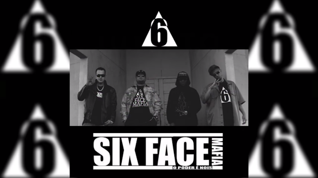 "Sixface Mafia lança o single ""Vem Bater de Frente"""