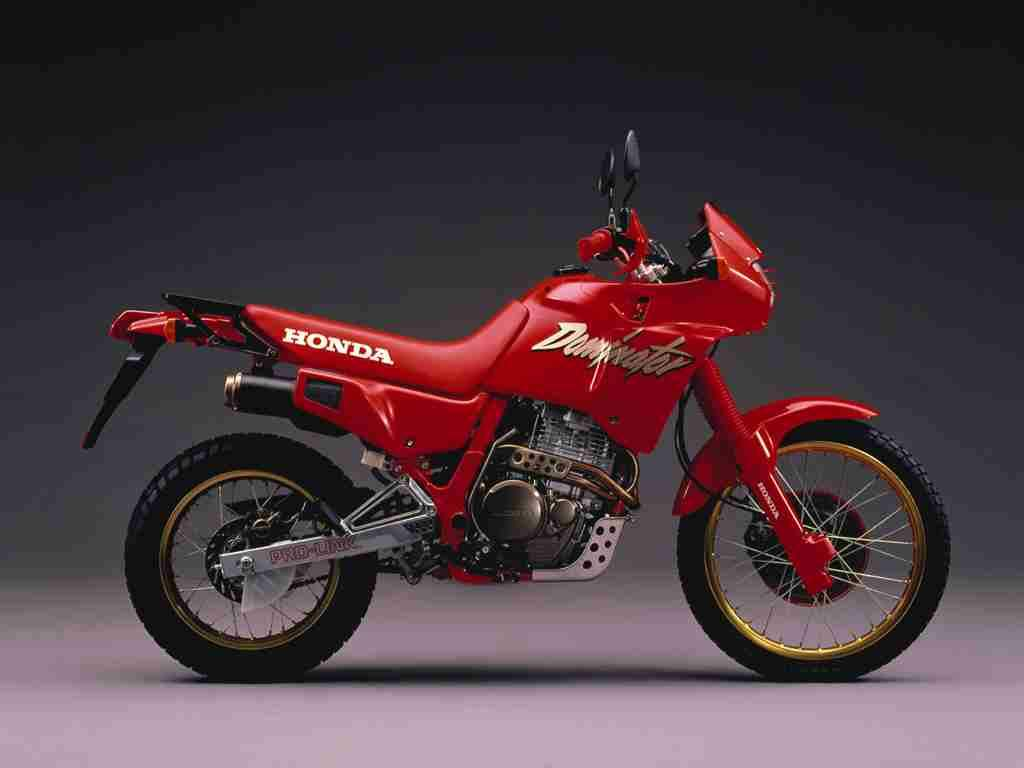 Honda Nx650 Dominator Streettracker Project