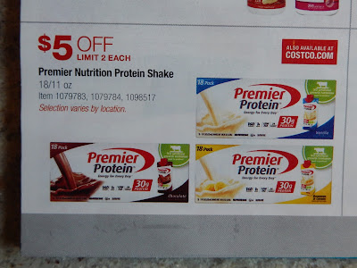Costco%2BPremier%2BProtein%2BCoupon Weight Loss Recipes Heads Up: Premier Protein Shakes On Sale at Costco