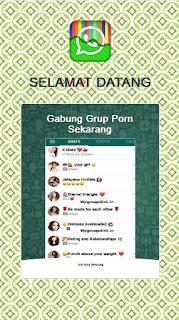 SC Phising Grup WhatsApp ( WA ) Tahun Ini