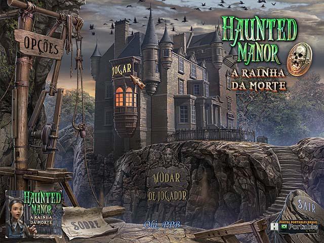 Haunted Manor - A Rainha da Morte
